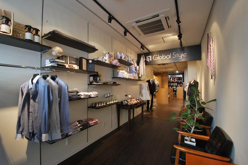 Global Style 神田中央通り店,オーダースーツショップ,2011,東京都,設計デザイン,PROCESS5 DESIGN