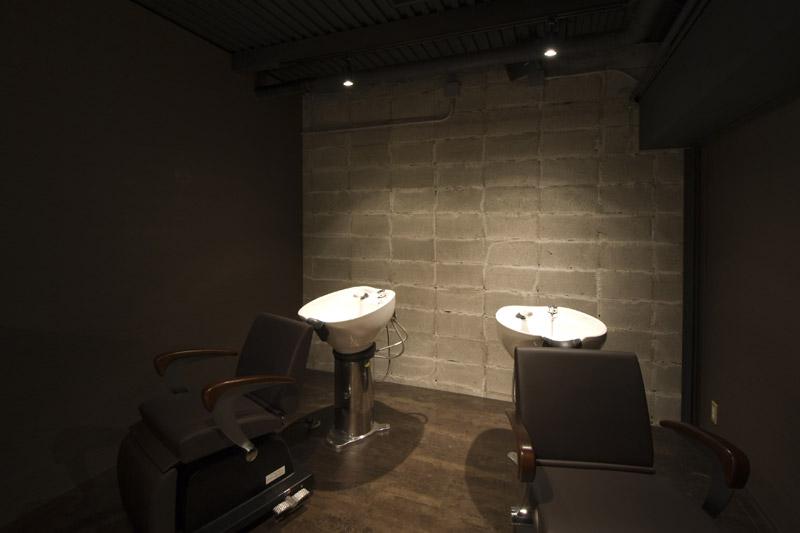 hair design CASA,美容室,2012,大阪府,設計デザイン,PROCESS5 DESIGN