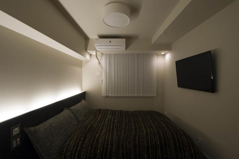 梅田のレジデンス,マンションリノベーション,2012,大阪府,設計デザイン,PROCESS5 DESIGN