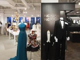 NOVIA+NOVIO,FAIRYS&God mothers,フォーマルスーツショップ,パーティードレスショップ,2012,大阪府,設計デザイン,PROCESS5 DESIGN