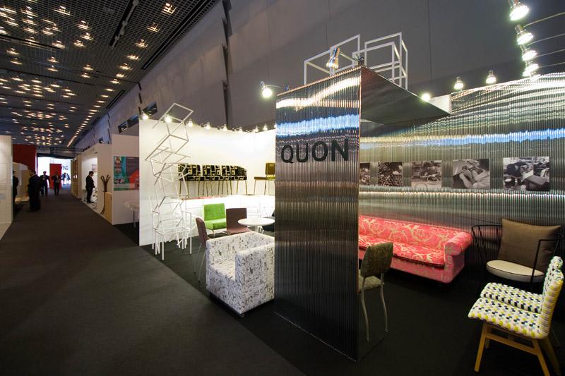 QUON LIVING&DESIGN,展示ブース,2012,大阪府,設計デザイン,PROCESS5