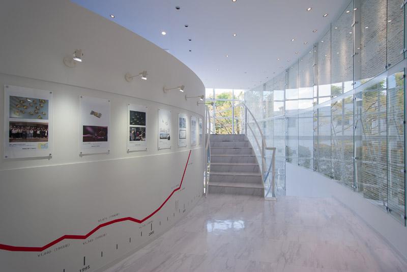 LUCKY Open Factory,ジュエリー工場見学施設,2013,山梨県,設計デザイン,PROCESS5 DESIGN