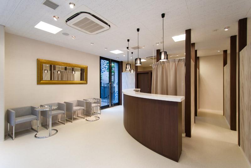Grand Bleu,まつ毛エクステショップ,2013,神奈川県,設計デザイン,PROCESS5 DESIGN