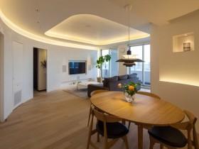 SN Tower Residence,タワーマンションリノベーション,2013,大阪府,設計デザイン,PROCESS5 DESIGN