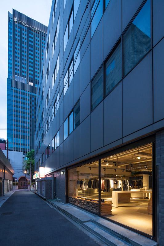 rule contradiction style,アパレルショップ,2013,大阪府,設計デザイン,PROCESS5 DESIGN
