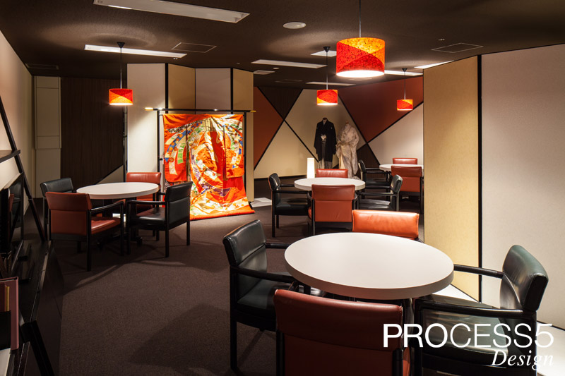 KYOKANE wakon-salon,ブライダルサロン,2014,京都府,設計デザイン,PROCESS5 DESIGN