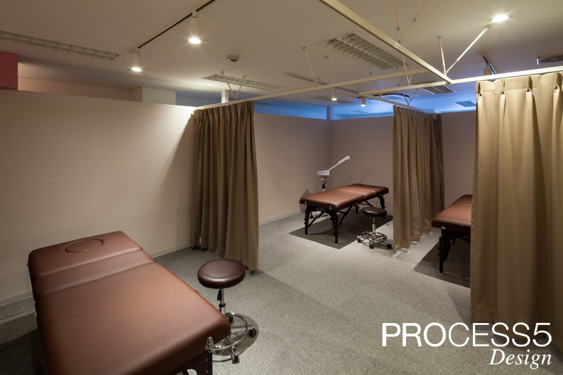 DOMINATORE plus,エステサロン,2014,大阪府,設計デザイン,PROCESS5 DESIGN