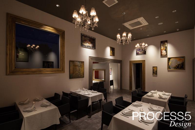 SECESSION,レストラン,2013,和歌山県,設計デザイン,PROCESS5 DESIGN