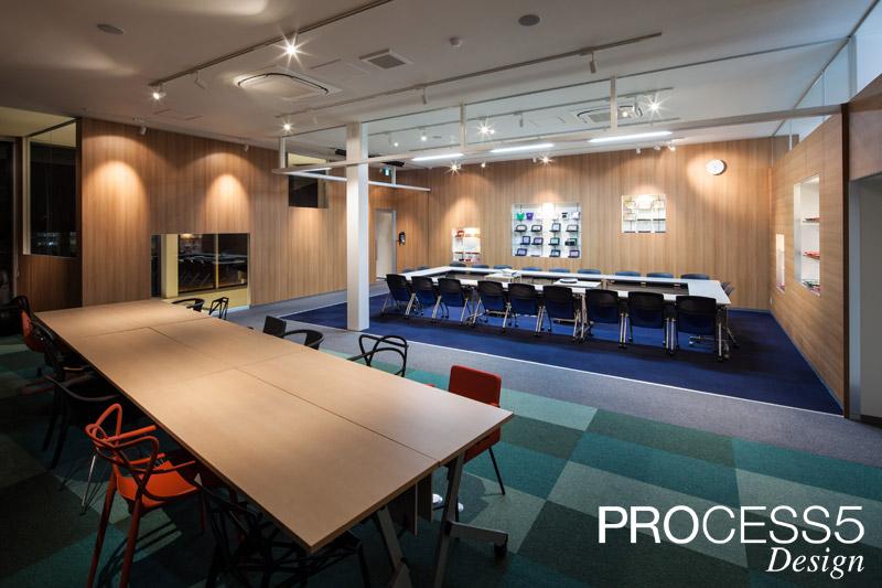 タカギ産業本社オフィス,オフィス,2013,大阪府,設計デザイン,PROCESS5 DESIGN