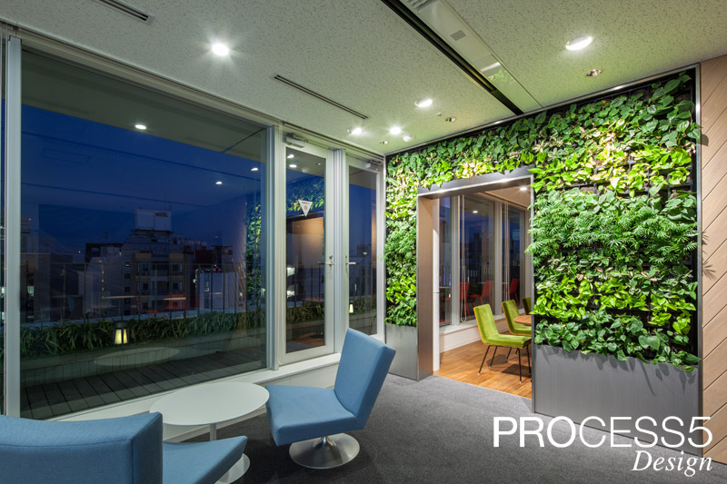 SOU 東京オフィス,オフィス,2014,東京都,設計デザイン,PROCESS5 DESIGN