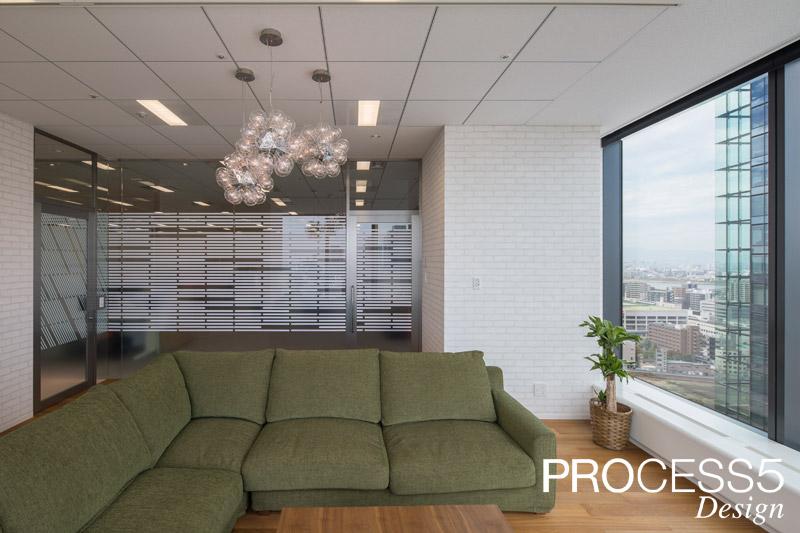 SOU 大阪オフィス,オフィス,2014,大阪府,設計デザイン,PROCESS5 DESIGN