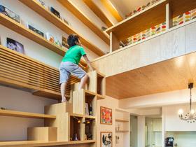 ST Family Residence,ファミリーマンション,2014,大阪府,設計デザイン,PROCESS5 DESIGN