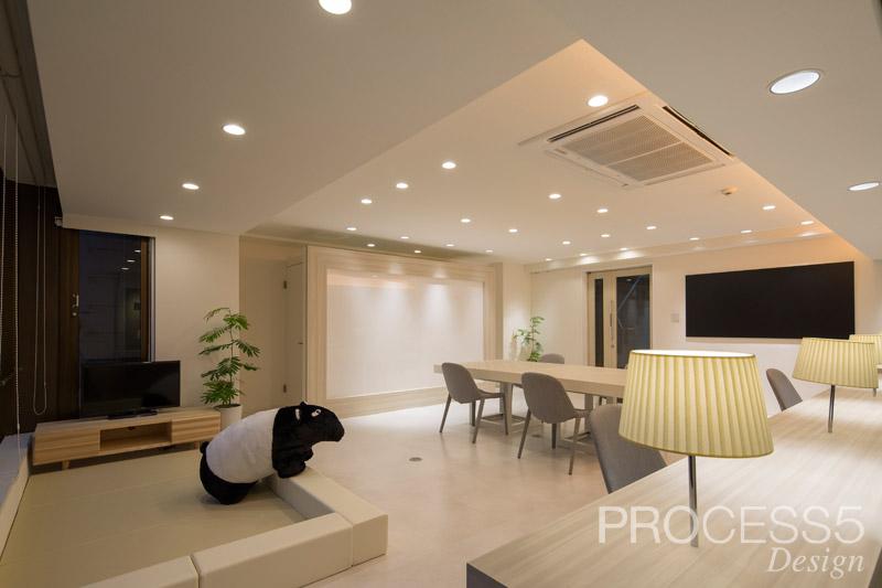 グレイス北堀江,ママサロン,2015,大阪府,設計デザイン,PROCESS5 DESIGN