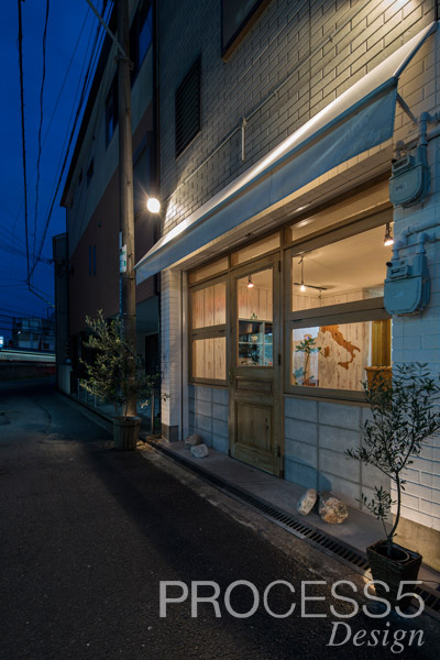 La Cucinetta Yamaoka,イタリアンレストラン,2015,奈良県,設計デザイン,PROCESS5 DESIGN