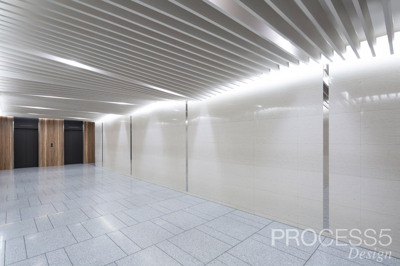 ピカソ堺筋本町ビル,テナントビル,2015,大阪府,設計デザイン,PROCESS5 DESIGN