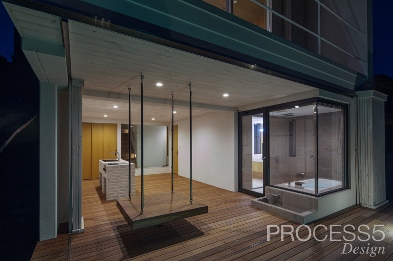 T Weekend Residence,別荘,2015,西日本,設計デザイン,PROCESS5 DESIGN