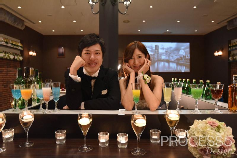 Casa d' Angela Angela Bar,結婚式場,2015,神奈川県,設計デザイン,PROCESS5 DESIGN
