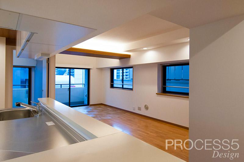 LP Residence,マンションリノベーション,2016,神奈川県,設計デザイン,PROCESS5 DESIGN