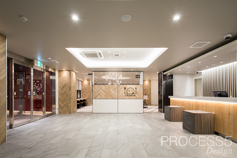 SUN HOTEL KUDAMATSU,ホテル,2018,山口県,設計デザイン,PROCESS5 DESIGN