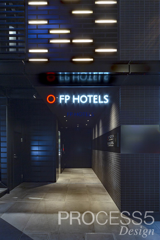 FP Hotels 福岡博多キャナルシティ前,ホテル,福岡県,設計デザイン,PROCESS5 DESIGN