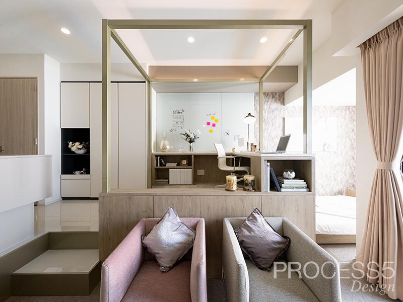 THE HIGH HORIE,マンションギャラリー,大阪府,設計デザイン,PROCESS5 DESIGN