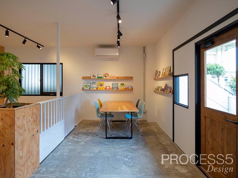宮古島のお店,物販,託児所,沖縄県,設計デザイン,PROCESS5 DESIGN